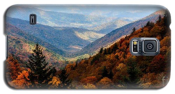 Mountain Quilt Galaxy S5 Case