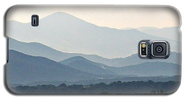 Mountain Range 1 Galaxy S5 Case
