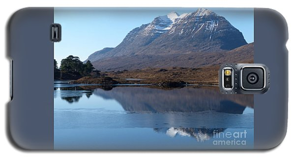 Mountain Reflection Galaxy S5 Case