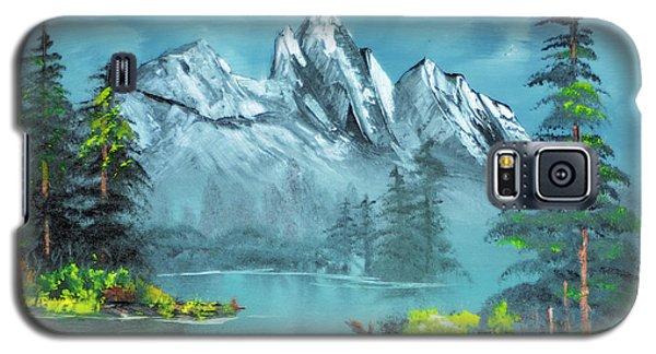 Mountain Retreat Galaxy S5 Case