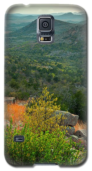 Mountain 's View Galaxy S5 Case by Iris Greenwell