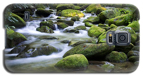 Mountain Stream 1 Galaxy S5 Case