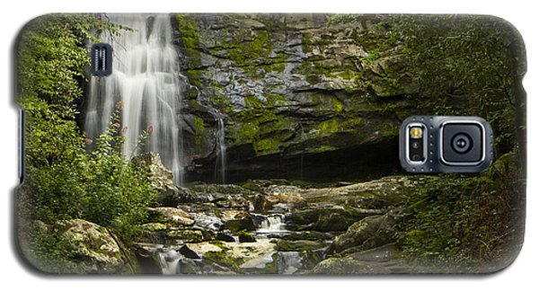 Mountain Stream Falls Galaxy S5 Case