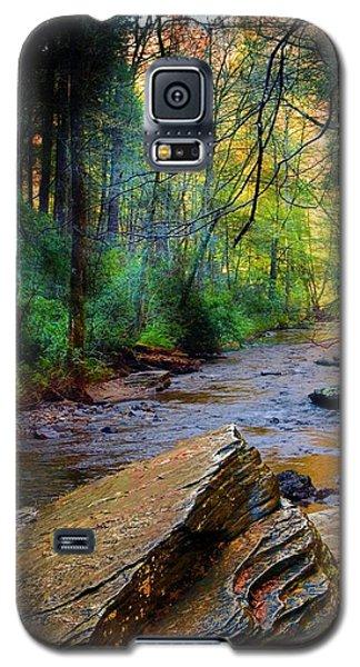 Mountain Stream N.c. Galaxy S5 Case