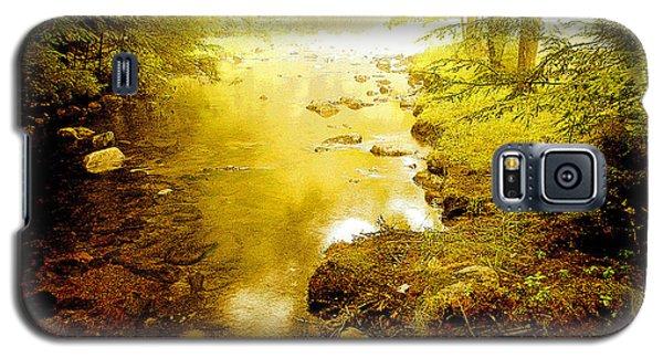 Mountain Stream Summer Galaxy S5 Case