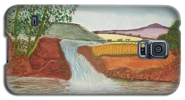 Mountain Stream Galaxy S5 Case by Tracey Williams