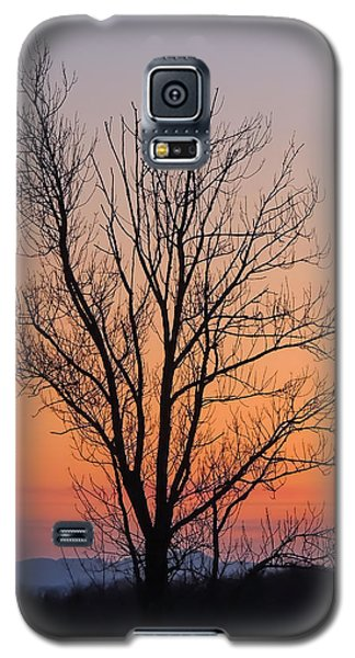 Mountain Sunset 2 Galaxy S5 Case