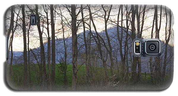 Galaxy S5 Case featuring the photograph Mountain Sunset Ten by Paula Tohline Calhoun