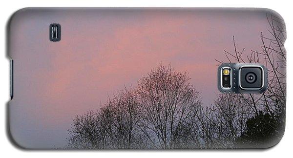 Galaxy S5 Case featuring the photograph Mountain Sunset Thirteen by Paula Tohline Calhoun