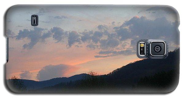 Galaxy S5 Case featuring the photograph Mountain Sunset Twelve by Paula Tohline Calhoun