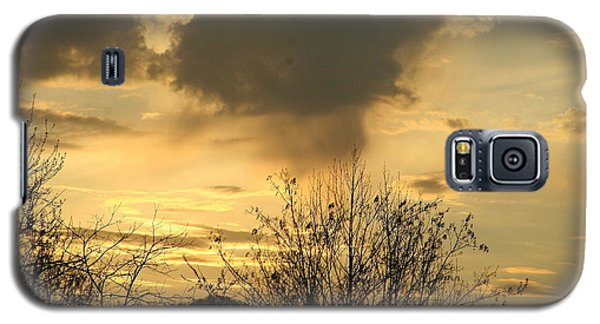 Mountain Sunset Two Galaxy S5 Case