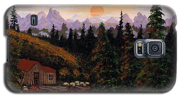 Mountain View Galaxy S5 Case