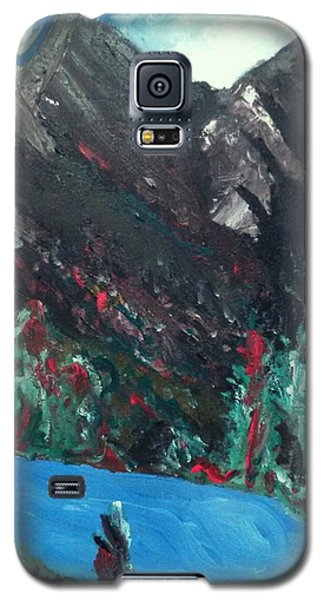 Mountain View Galaxy S5 Case by Darlene Berger