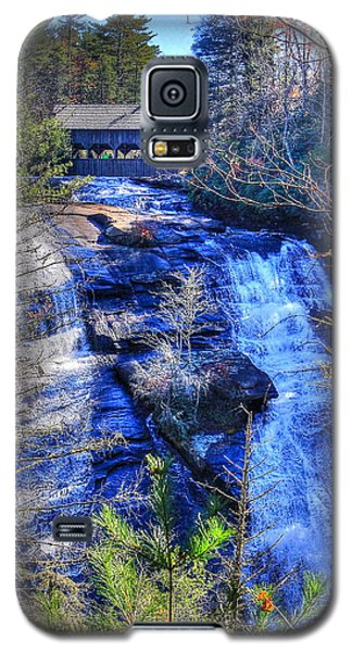 Mountain Waterfall Galaxy S5 Case
