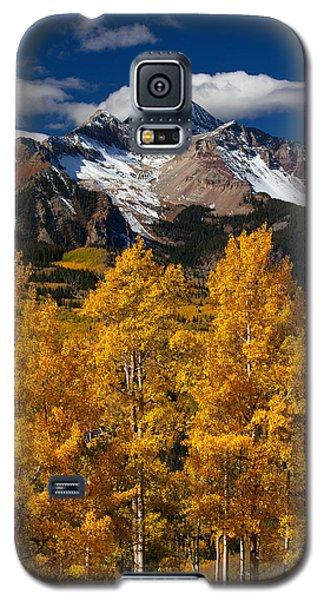 Mountainous Wonders Galaxy S5 Case