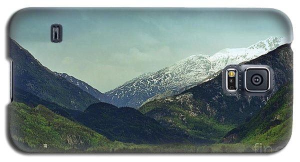 Mountains Beyond Skagway Galaxy S5 Case