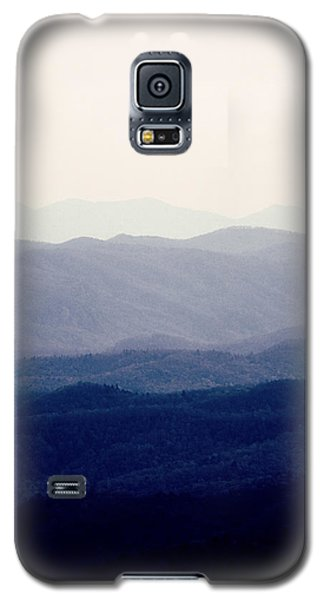 Galaxy S5 Case featuring the photograph Mountains by Kim Fearheiley