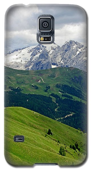 Mountains Galaxy S5 Case