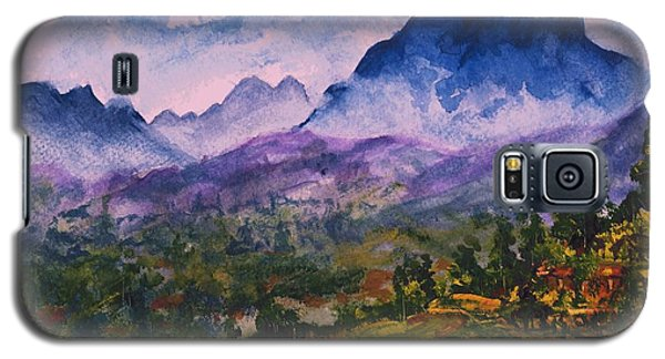 Mountains Of Pyrenees  Galaxy S5 Case
