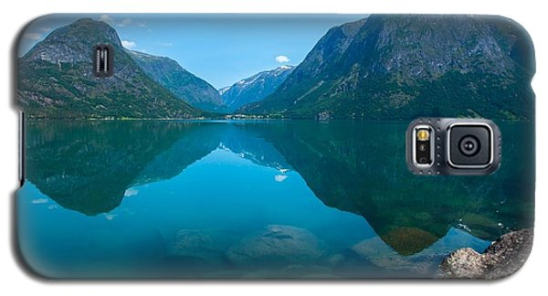 Mountains Galaxy S5 Case by Rose-Maries Pictures