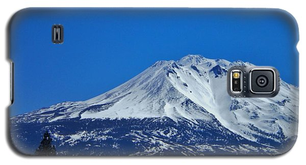 Mountains Shall Move... Galaxy S5 Case