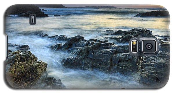 Mourillar Beach Galicia Spain Galaxy S5 Case