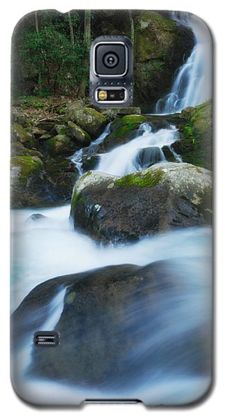 Mouse Creek Falls In Colour Galaxy S5 Case