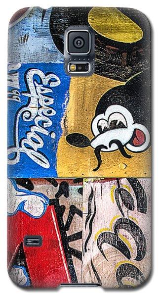 Moustache Especial Galaxy S5 Case