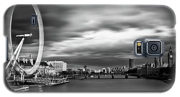 London Eye Galaxy S5 Case - Movement by Arthit Somsakul