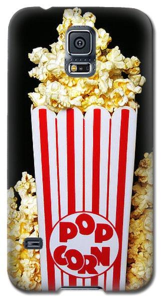 Movie Night Pop Corn Galaxy S5 Case