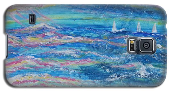 Movin' In Galaxy S5 Case by Diane Pape