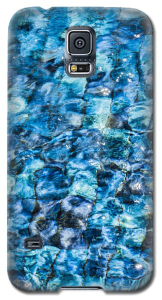 Moving Water 2 Galaxy S5 Case by Leigh Anne Meeks