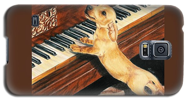 Mozart's Apprentice Galaxy S5 Case