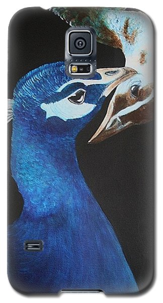 Mr And Mrs Pea Galaxy S5 Case