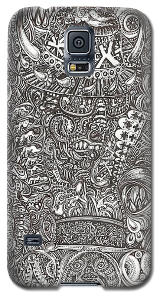 Mr Chameleon Galaxy S5 Case by Giovanni Caputo
