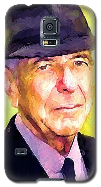 Mr. Cohen Galaxy S5 Case