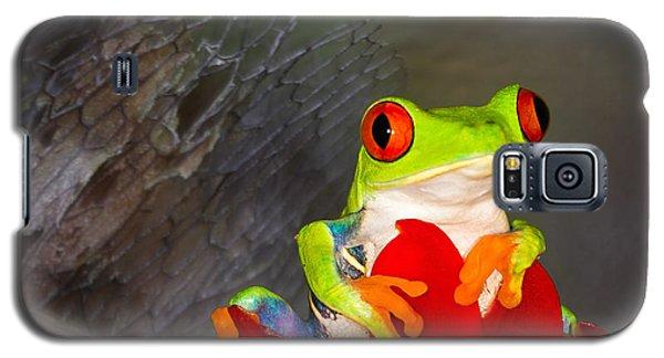 Mr. Curious Galaxy S5 Case