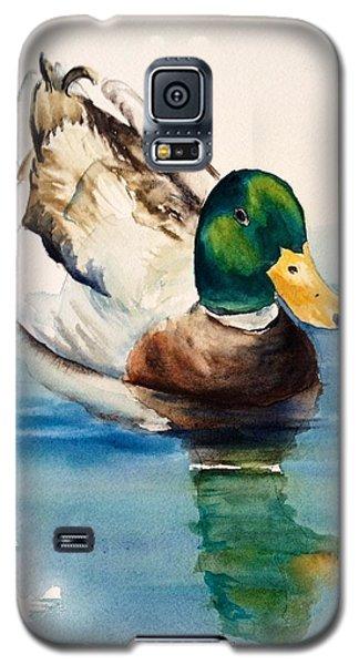 Mr Duck Galaxy S5 Case