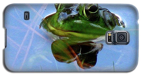 Mr. Frog Galaxy S5 Case