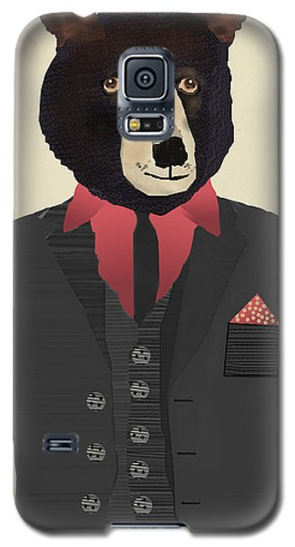 Mr Grizzly Galaxy S5 Case