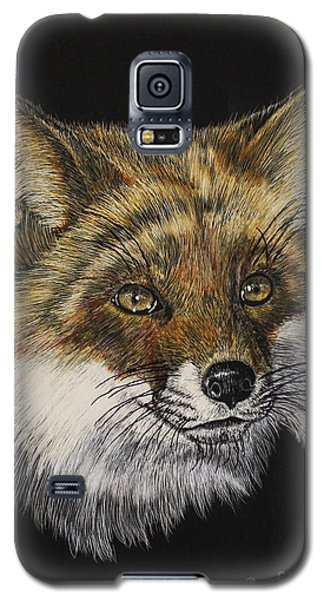 Mr. Red Fox Galaxy S5 Case
