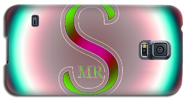 Design Galaxy S5 Case - Mr S by Candy Floss Happy