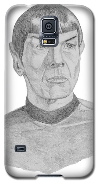 Mr. Spock Galaxy S5 Case