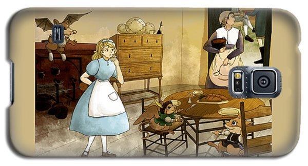 Mrs. Gage's Kitchen Galaxy S5 Case