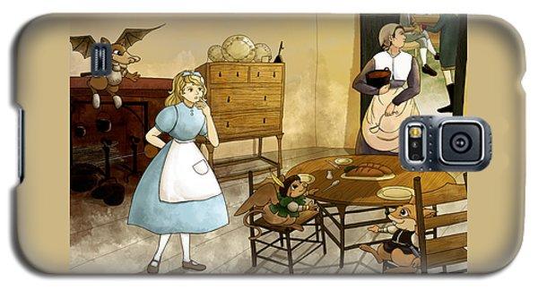 Mrs. Gage's Kitchen Galaxy S5 Case by Reynold Jay