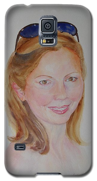 Mrs Orrell Galaxy S5 Case