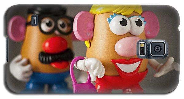 Mrs. Potato Head Galaxy S5 Case
