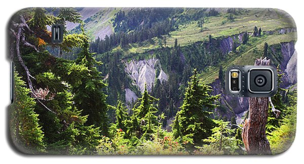 Mt. Baker Washington Galaxy S5 Case