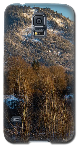 Mt Baldy Near Grants Pass Galaxy S5 Case by Mick Anderson