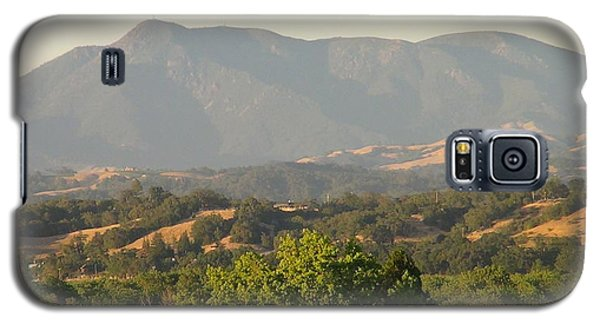 Galaxy S5 Case featuring the photograph Mt. Cali by Shawn Marlow